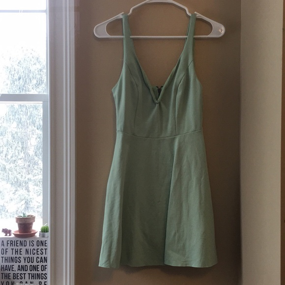 Urban Outfitters Dresses & Skirts - UO Blue Kimchi Heart Of The Ocean Sweetheart Dress